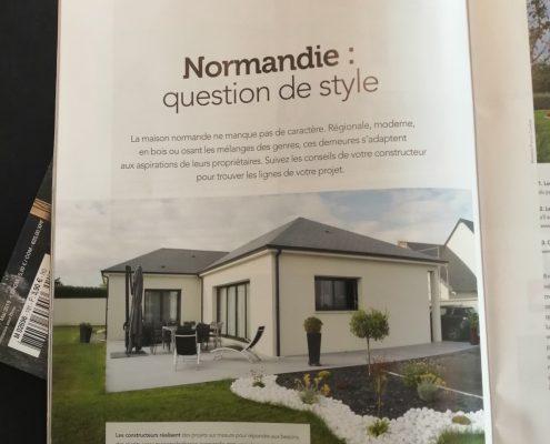 Construction dans le calvados agence Maisons d'en France de caen