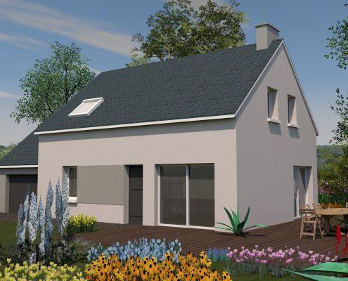 Portes ouvertes constructeur Maisons d'en France Normandie